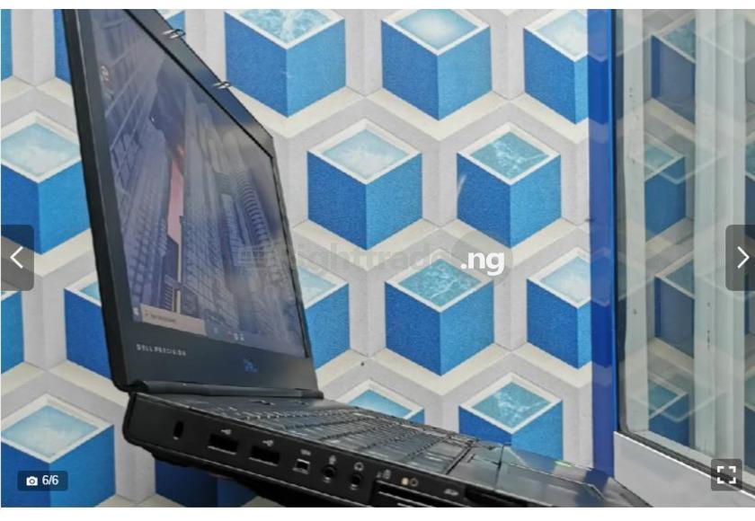 Laptop Dell Precision M4600 8GB Intel Core i7 HDD 640GB - 2