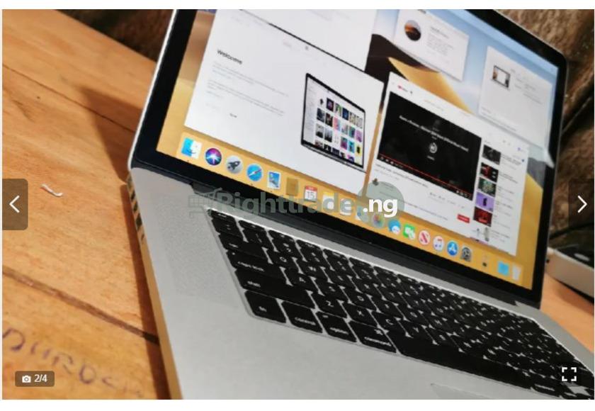 MacBook Pro 16GB Intel Core I7 SSD 512GB - 1