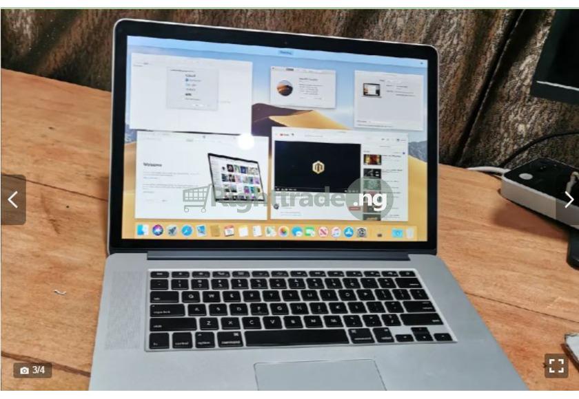 MacBook Pro 16GB Intel Core I7 SSD 512GB - 2