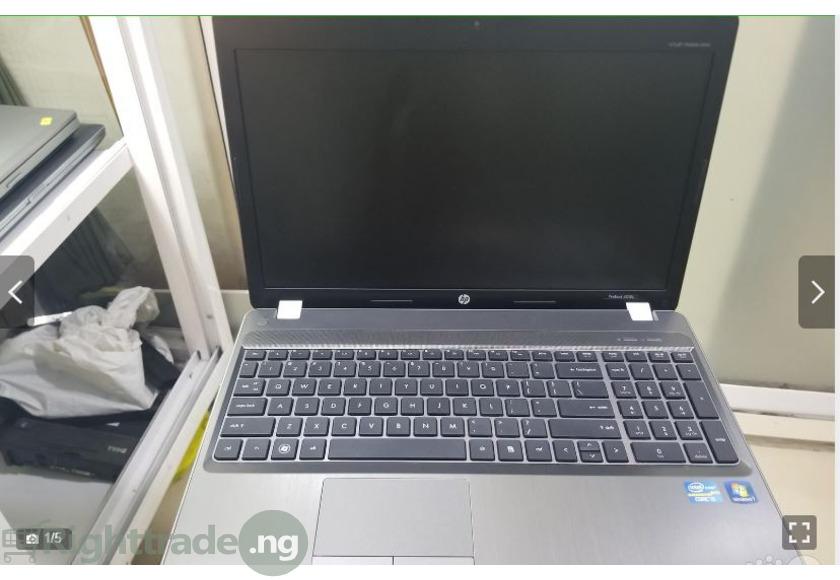 HP ProBook 4530S 8GB Intel Core I7 - 1