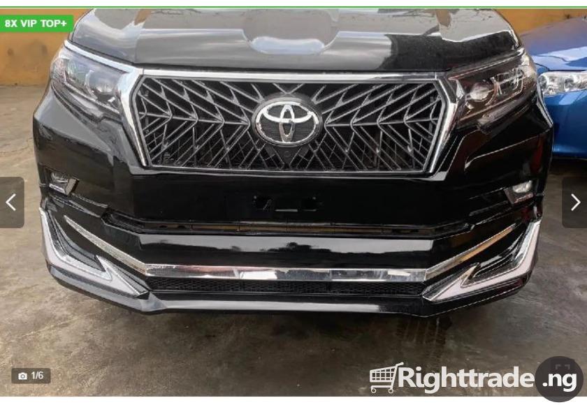 Toyota Land Cruiser Prado 2011 GXL - 1