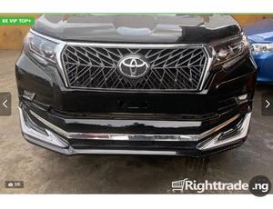 Toyota Land Cruiser Prado 2011 GXL - Image 1