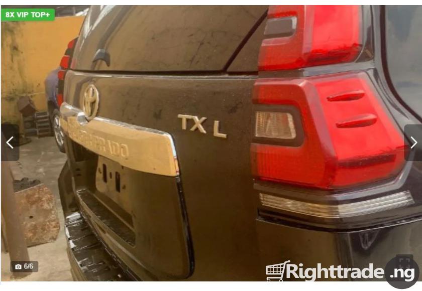 Toyota Land Cruiser Prado 2011 GXL - 4